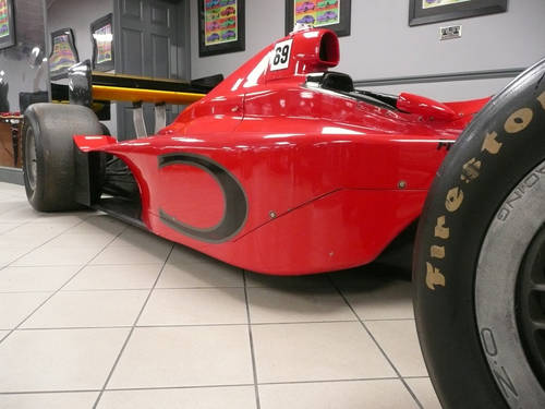 2001 Riley And Scott Indy Car For Sale (picture 5 of 6)