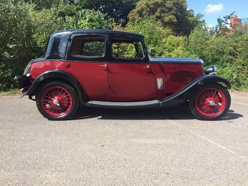 1935 Riley Nine Monaco for sale in Hampshire... SOLD (picture 2 of 6)