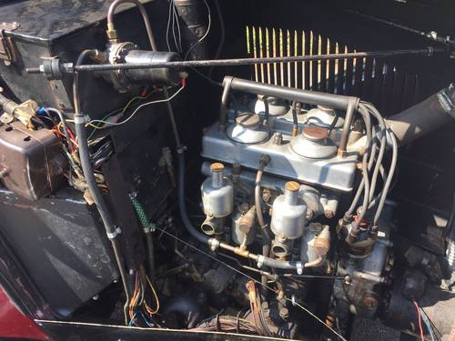 1935 Riley Nine Monaco for sale in Hampshire... SOLD (picture 5 of 6)