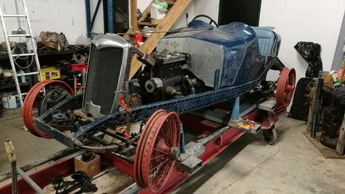 1935 Riley 9 HP sport special project For Sale (picture 1 of 6)