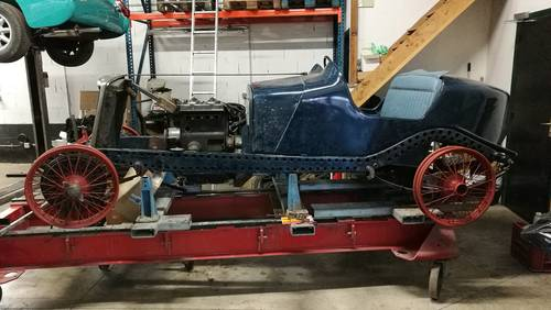1935 Riley 9 HP sport special project For Sale (picture 2 of 6)