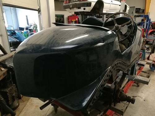 1935 Riley 9 HP sport special project For Sale (picture 5 of 6)