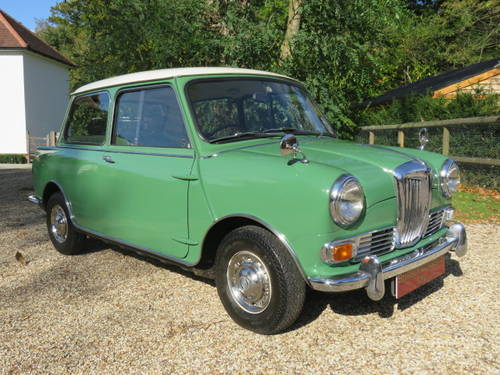 1963 Riley Elf (Credit/Debit Cards & Delivery) SOLD (picture 1 of 6)