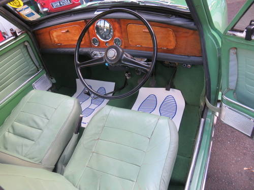 1963 Riley Elf (Credit/Debit Cards & Delivery) SOLD (picture 5 of 6)
