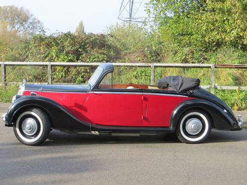1947 RMA CONVERTI BLE For Sale (picture 3 of 6)