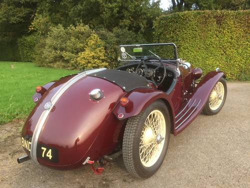 1935 Riley 12/4 Sprite Evocation for sale in Hampshire SOLD (picture 2 of 6)