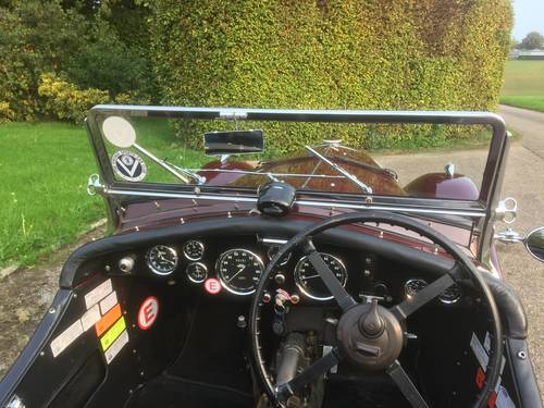 1935 Riley 12/4 Sprite Evocation for sale in Hampshire SOLD (picture 3 of 6)