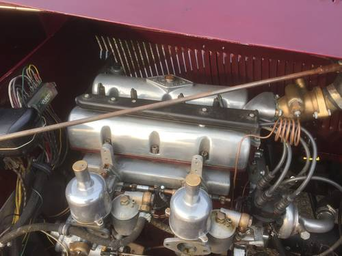 1935 Riley 12/4 Sprite Evocation for sale in Hampshire SOLD (picture 4 of 6)
