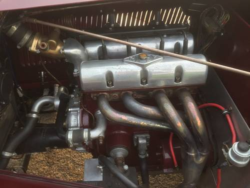 1935 Riley 12/4 Sprite Evocation for sale in Hampshire SOLD (picture 6 of 6)