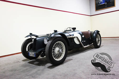 1936 Perfect Special Riley TT Sprite Competition SOLD (picture 1 of 6)