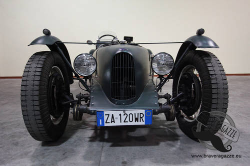 1936 Perfect Special Riley TT Sprite Competition SOLD (picture 5 of 6)
