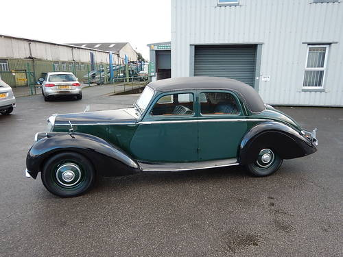 1954 RILEY 1.5 Litre RME Four Door Saloon SOLD (picture 1 of 6)