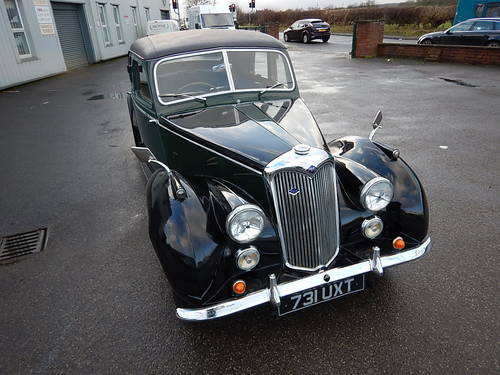1954 RILEY 1.5 Litre RME Four Door Saloon SOLD (picture 2 of 6)