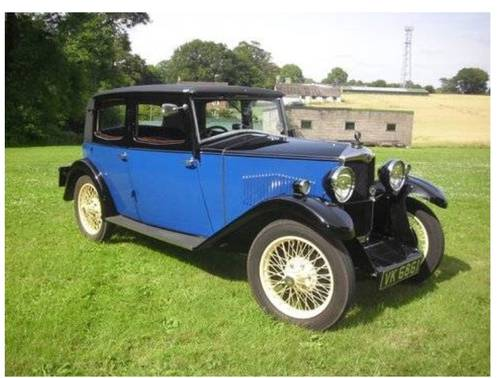 1932 Riley Plus Ultra Monaco - one of the best available... SOLD (picture 6 of 6)