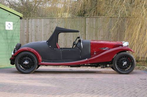 1936 Riley 12/4 Special (Sprite series engine) For Sale (picture 3 of 6)