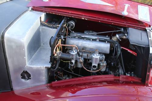 1936 Riley 12/4 Special (Sprite series engine) For Sale (picture 6 of 6)