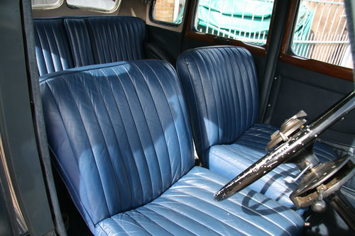 1936 Riley 12/4 Adelphi for sale in Hampshire... SOLD (picture 2 of 4)