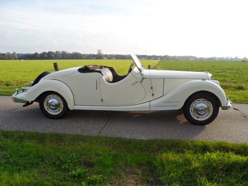 1950 Riley RM Roadster '50 SOLD (picture 2 of 6)