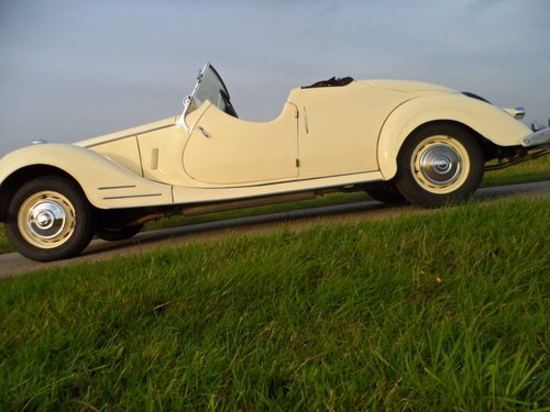 1950 Riley RM Roadster '50 SOLD (picture 6 of 6)