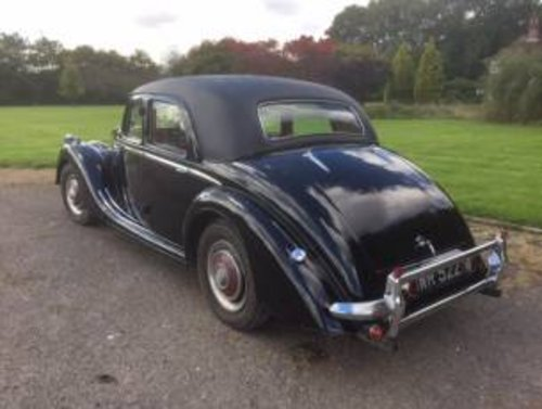 1953 Riley 1.5 Litre RME  SOLD (picture 2 of 6)