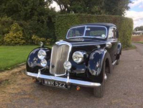 1953 Riley 1.5 Litre RME  SOLD (picture 6 of 6)