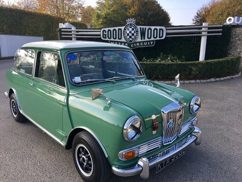 1966 Riley ELF Mk2 998cc Fully Restored SOLD (picture 1 of 6)