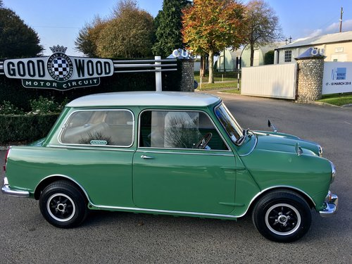 1966 Riley ELF Mk2 998cc Fully Restored SOLD (picture 6 of 6)