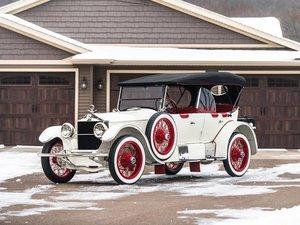 1918 Roamer Model C-6-54 Sport Tourer