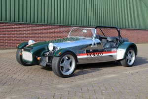 Lotus Super Seven Robin Hood RS € 16.500,--