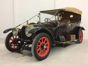 1913 Rochet Schneider Unique Convertible