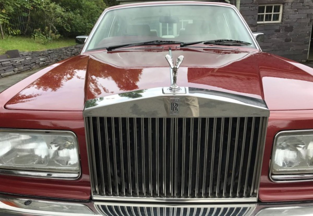 1987 Rolls Royce Silver Spirit Saloon For Sale (picture 7 of 9)