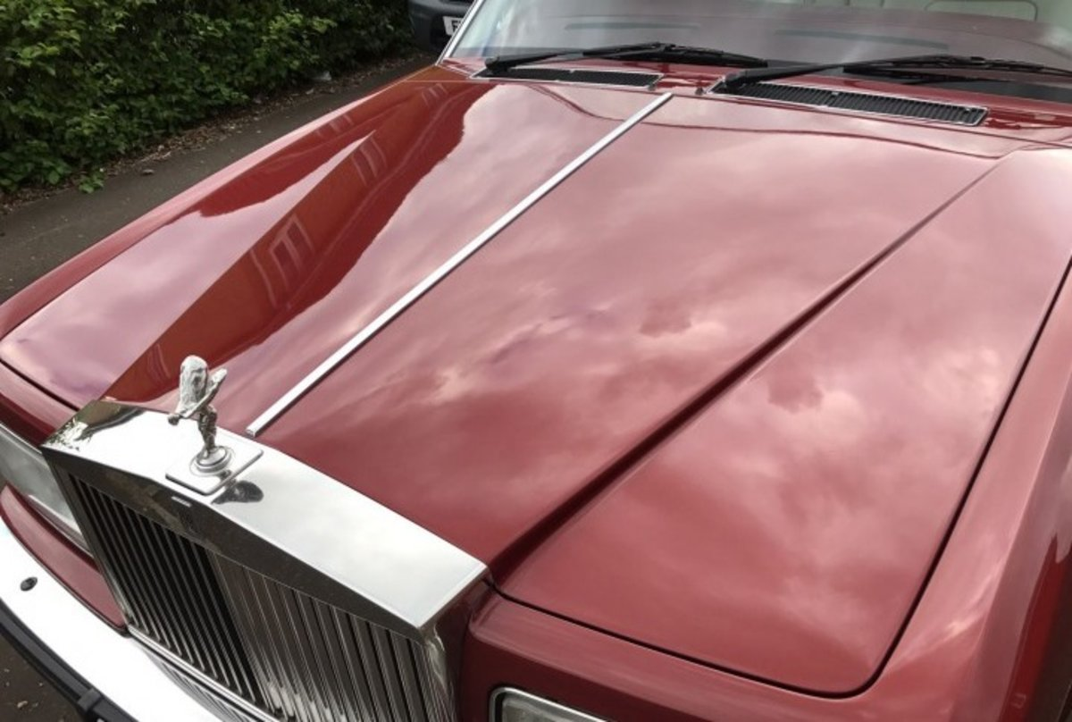 1987 Rolls Royce Silver Spirit Saloon For Sale (picture 8 of 9)