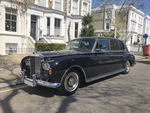 1986 Rolls-Royce Phantom VI LHD - 23.000 kms only For Sale (picture 1 of 6)
