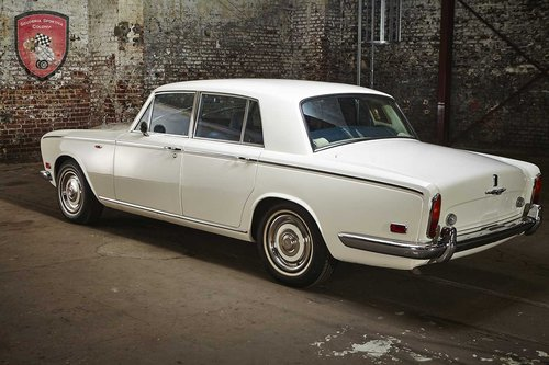 Rolls-Royce Silver Shadow  For Sale (picture 2 of 6)