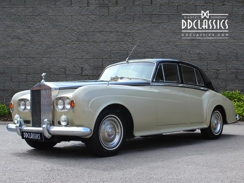 1965 Rolls-Royce Silver Cloud III SOLD (picture 1 of 6)