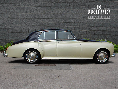 1965 Rolls-Royce Silver Cloud III SOLD (picture 2 of 6)