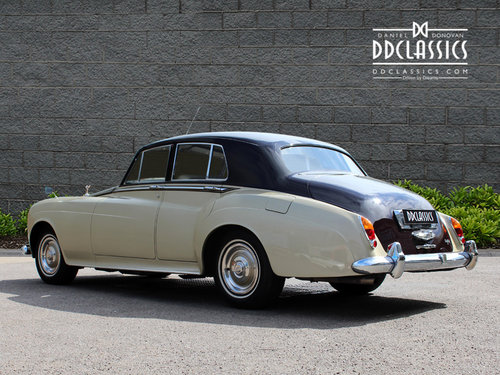 1965 Rolls-Royce Silver Cloud III SOLD (picture 3 of 6)