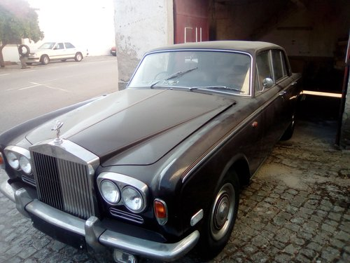 1971 Rolls Royce Silver Shadow SOLD (picture 1 of 1)