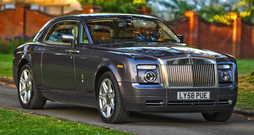 2008 Rolls Royce Phantom Coupé For Sale (picture 1 of 6)