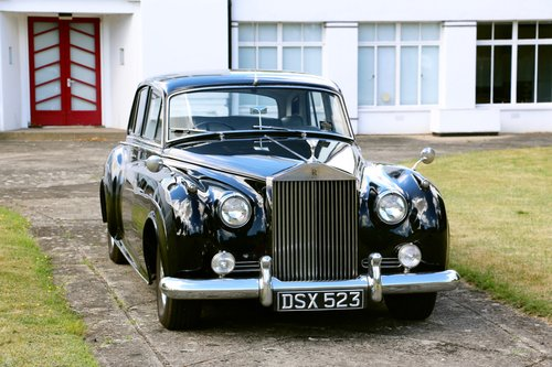 1956 Rolls Royce Silver Cloud For Self Drive Hire For Hire (picture 1 of 6)