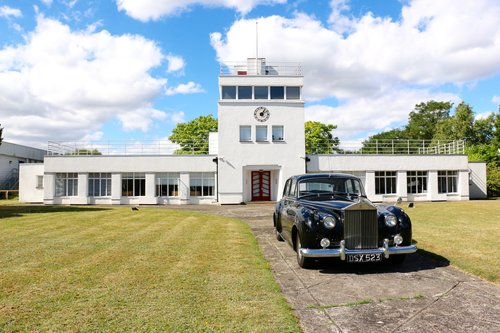 1956 Rolls Royce Silver Cloud For Self Drive Hire For Hire (picture 2 of 6)