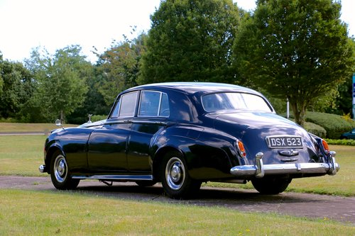 1956 Rolls Royce Silver Cloud For Self Drive Hire For Hire (picture 3 of 6)