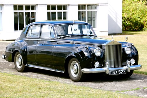 1956 Rolls Royce Silver Cloud For Self Drive Hire For Hire (picture 5 of 6)