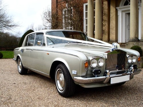 1980 Rolls Royce Silver Shadow II for self drive hire For Hire (picture 1 of 1)