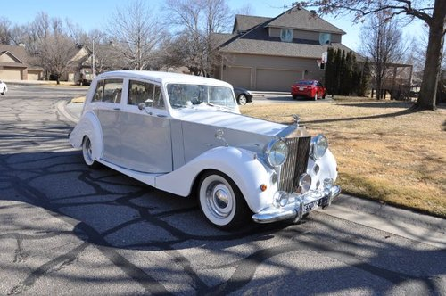 1952 Rolls-Royce 4DR Sedan For Sale (picture 1 of 6)