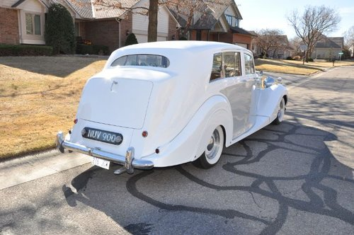 1952 Rolls-Royce 4DR Sedan For Sale (picture 2 of 6)