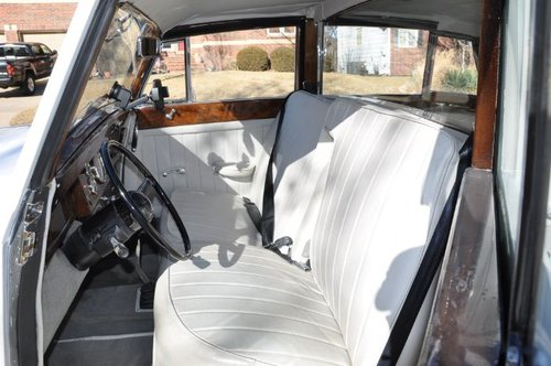 1952 Rolls-Royce 4DR Sedan For Sale (picture 4 of 6)
