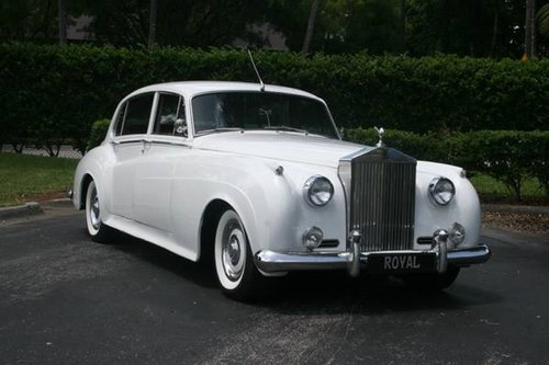 1961 Rolls-Royce Silver Cloud II For Sale (picture 1 of 1)