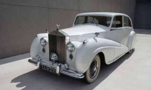 1951 Rolls-Royce Silver Wraith For Sale (picture 1 of 6)
