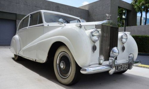 1951 Rolls-Royce Silver Wraith For Sale (picture 2 of 6)
